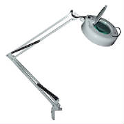 2.25x stand magnifier lamp with light