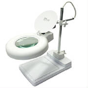 fluorescent stand magnifier with light 1.75x
