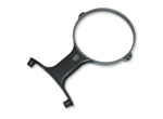 lighted neck magnifier