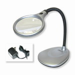 large magnifier-led lighted